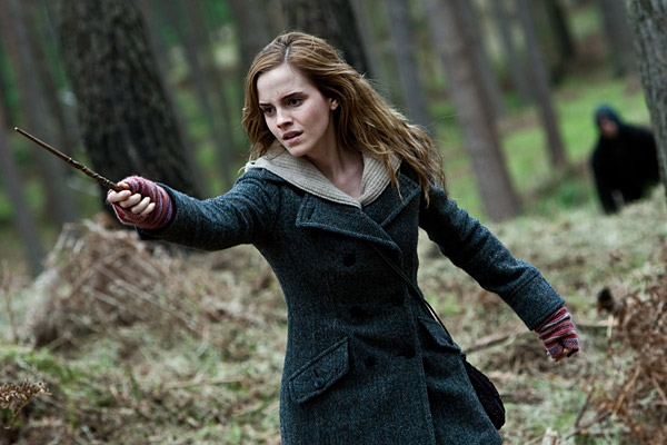 Left to write top ten tuesday 2 kick ass heroines - Harry potter hermione granger real name ...