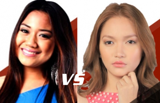 Morissette Amon vs Lecelle Trinidad | The Voice of the Philippines Battle Rounds