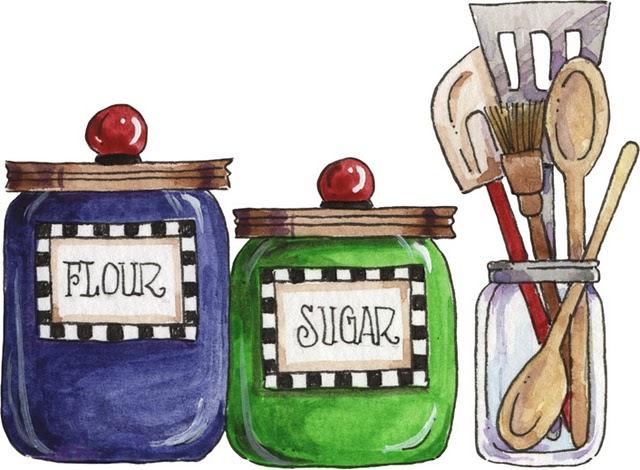 Cosas de cocina para imprimir imagenes y dibujos para for Imagenes de utensilios de cocina