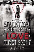 Statistical Probability of Love at First Sight Jennifer E Smith book cover
