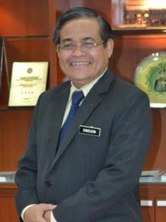Dato'  Haji Shamsudin b. Bakar