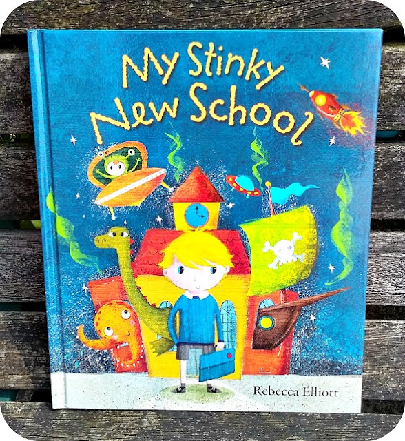 My Stinky New School Book Review