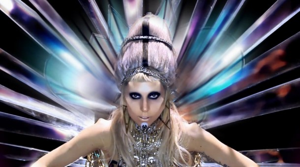born this way video gaga