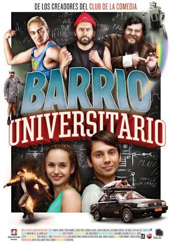 Barrio Universitario DVDRip Español Latino