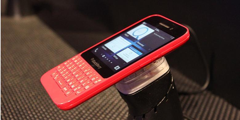 BlackBerry Q5 Masuk Indonesia