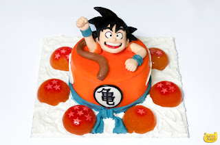 Bolos e cake Dragon Ball goku