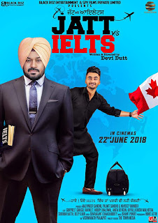 Jatt vs Ielts 2018 Punjabi Movie HDRip | 720p | 480p