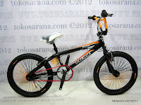 1 Sepeda BMX Pacific Spinix FreeStyle 20 Inci
