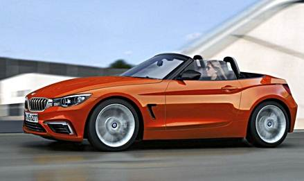 2017 Bmw Z2 Roadster Auto Bmw Review