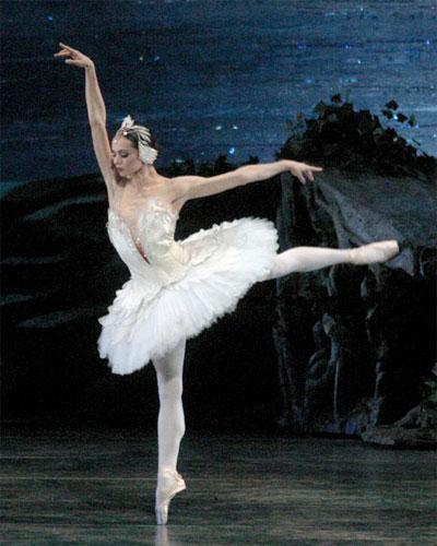 Colorado Ballet S Swan Lake: La Parola Vivace: New Poem