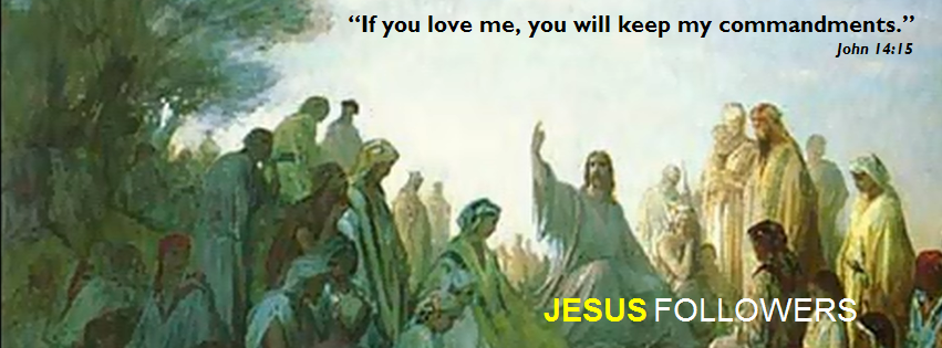 The Jesus Followers: The Great Commandment: Extraordinary ...
