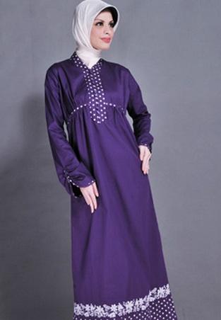 Gambar Model Baju Gamis 364 Model Baju Gamis