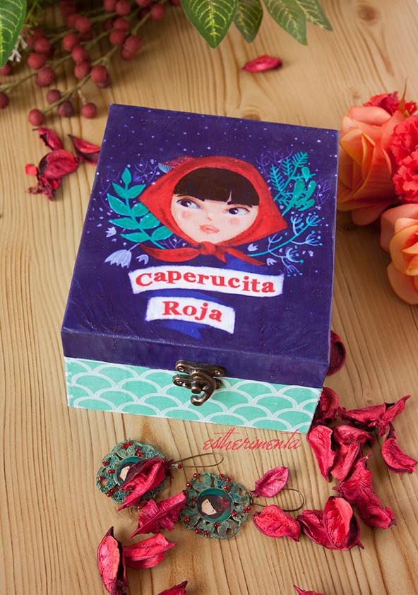 una caja bonita (estherimenta)