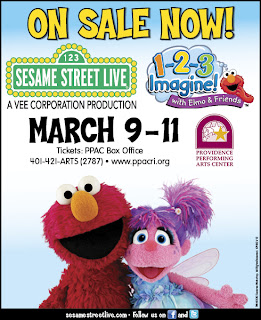 60482+Providence+490x600 Sesame Street LIVE at the PPAC, RI March 9 11! Come enter to win a Family 4 Pack of Tickets!