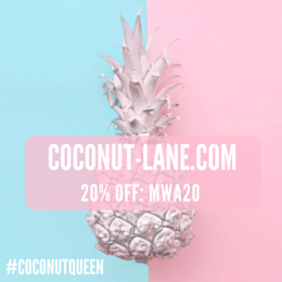 Coconut Queen Discount