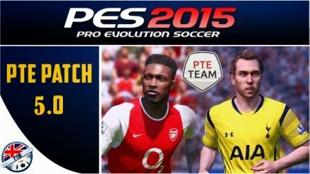 PES 2015 PTE Patch 5.0 AIO Full Winter Transfer