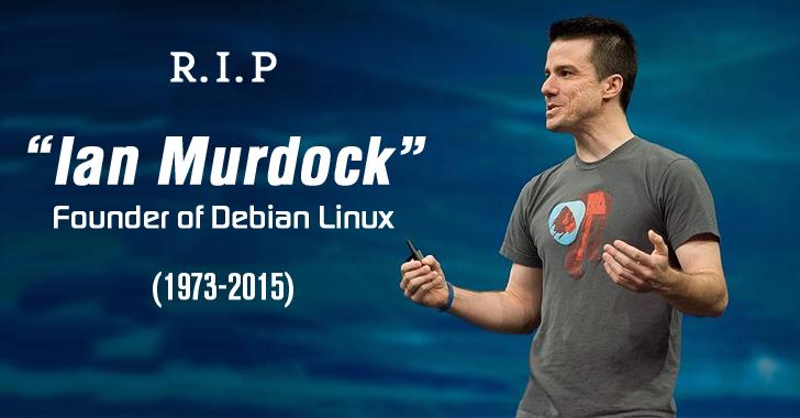 In Memorian: Ian Murdock