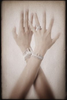 I Want It jewelry by Clizia Ornato