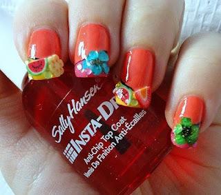 Cute and Girly Nail Art Designs