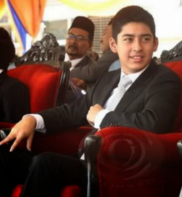 Gambar Anakanda-Anakanda Sultan Johor