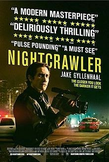 Nightcrawler 2014 HDRip 480p 300mb ESub