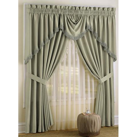 Modelo de cortinas para ventanas imagui - Modelos de cortinas para ventanas ...