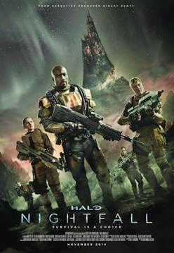 descargar Halo: Nightfall, Halo: Nightfall latino, Halo: Nightfall online
