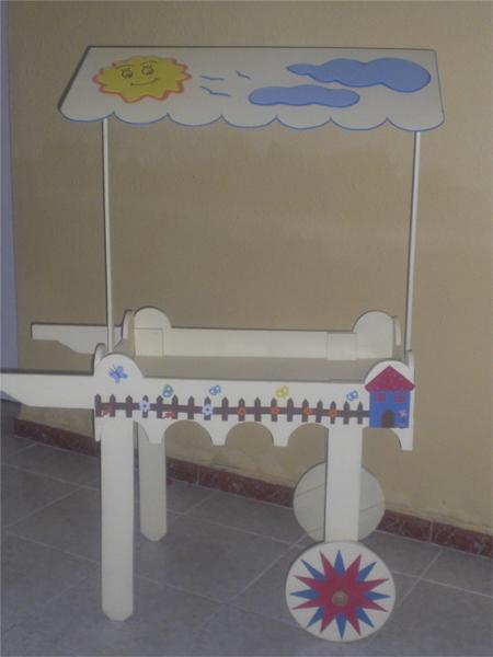 Las telitas de sari carros de chuches - Carro de chuches para cumpleanos ...