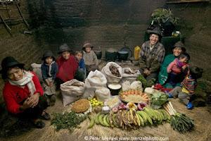 Planeta con hambre: ¿Qué come el mundo?Ir a las fotografías de Peter Menzel