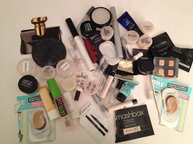 Product's I've Used Up-September Empties