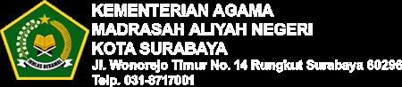 MAN Kota Surabaya | Jl. Wonorejo Timur 14 Rungkut Surabaya