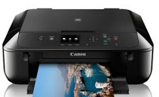 Free Download Canon PIXMA MG5710