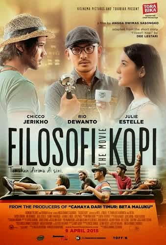 Review Film Filosofi Kopi 2015 Indo Movie