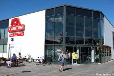 götene, ica, ica kvantum, affär, butik, västergötland