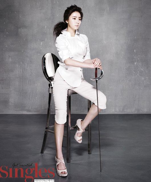 Korean Dream]*: SHIN SE KYUNG para Singles