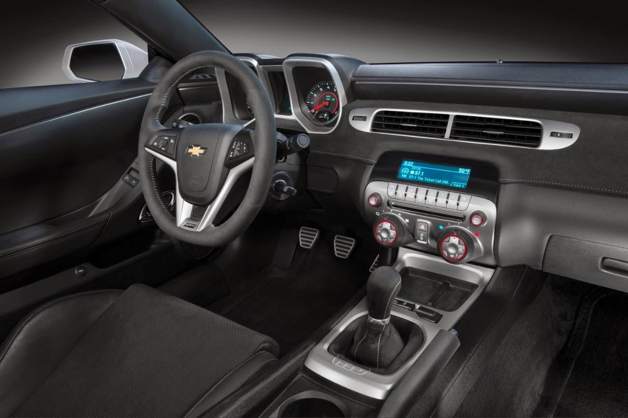 Chevrolet Camaro Z28 2015 - www.phenomveiculos.com