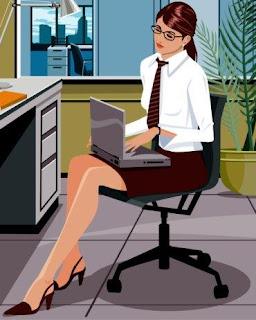masalah yang dihadapi sekretaris