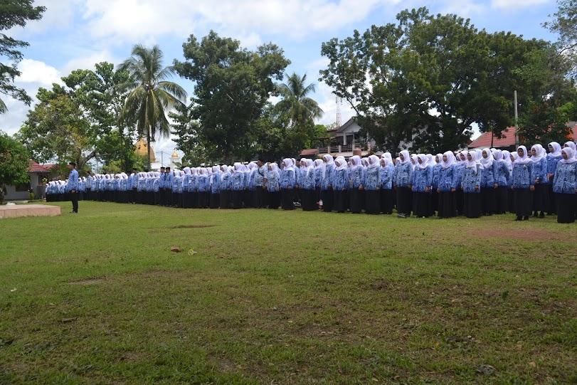 Penutupan Peserta Diklat Prajabatan CPNS K2 Pemkab Maros