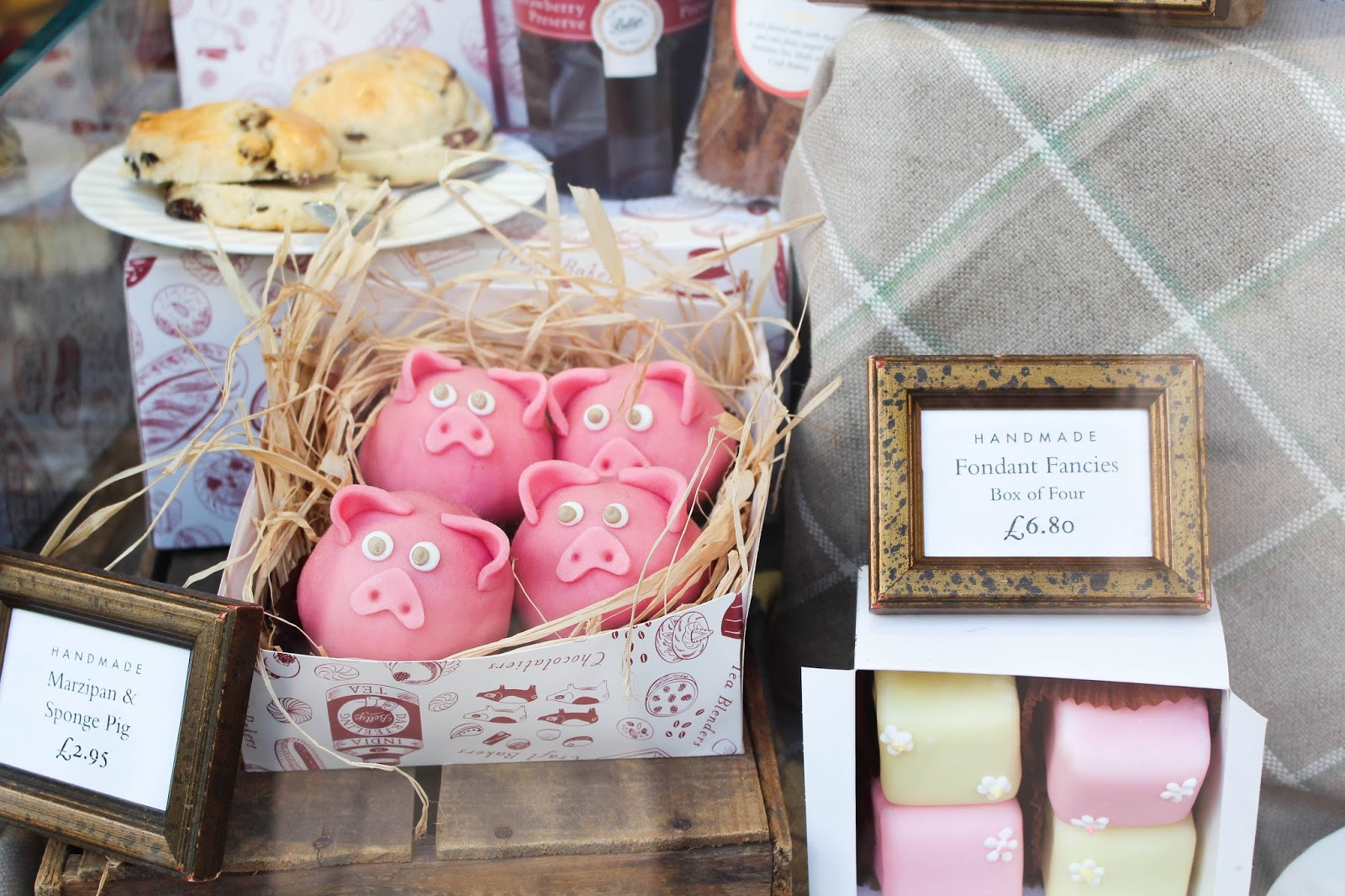 Afternoon Tea At Betty\'s Tea Rooms   Salt and Chic