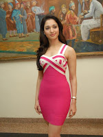 Tamanna At Rebel First Look Teaser Launch-cover-photo