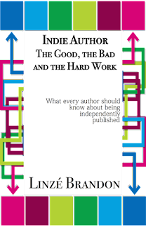 book cover, non-fiction, author Linzé Brandon