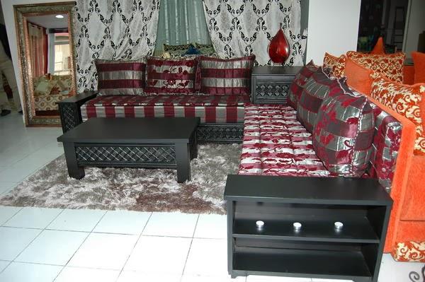 D coration de salon marocain le salon marocain for Salon oriental luxe