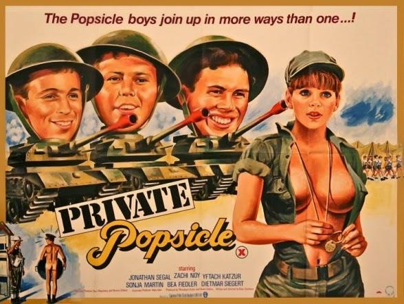 Sess4o da Tarde: SORVETE DE LIMÃO 4 / RECRUTAS DA PESADA (Legendado) – 1983  SAPICHES / PRIVATE POPSICLE / LEMON POPSICLE 4 – 1983 por cleberson waltrick
