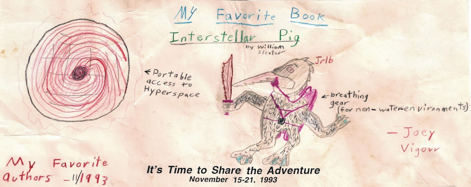 interstellar pig Find all available study guides and summaries for interstellar pig by william sleator if there is a sparknotes, shmoop, or cliff notes guide, we will have it listed.