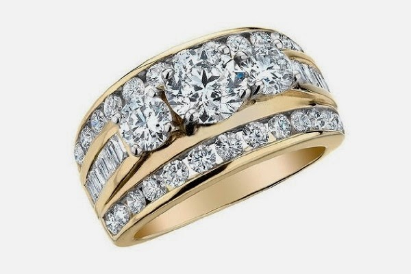 Gold Engagement Rings Gold Wedding Rings Jewelry Images