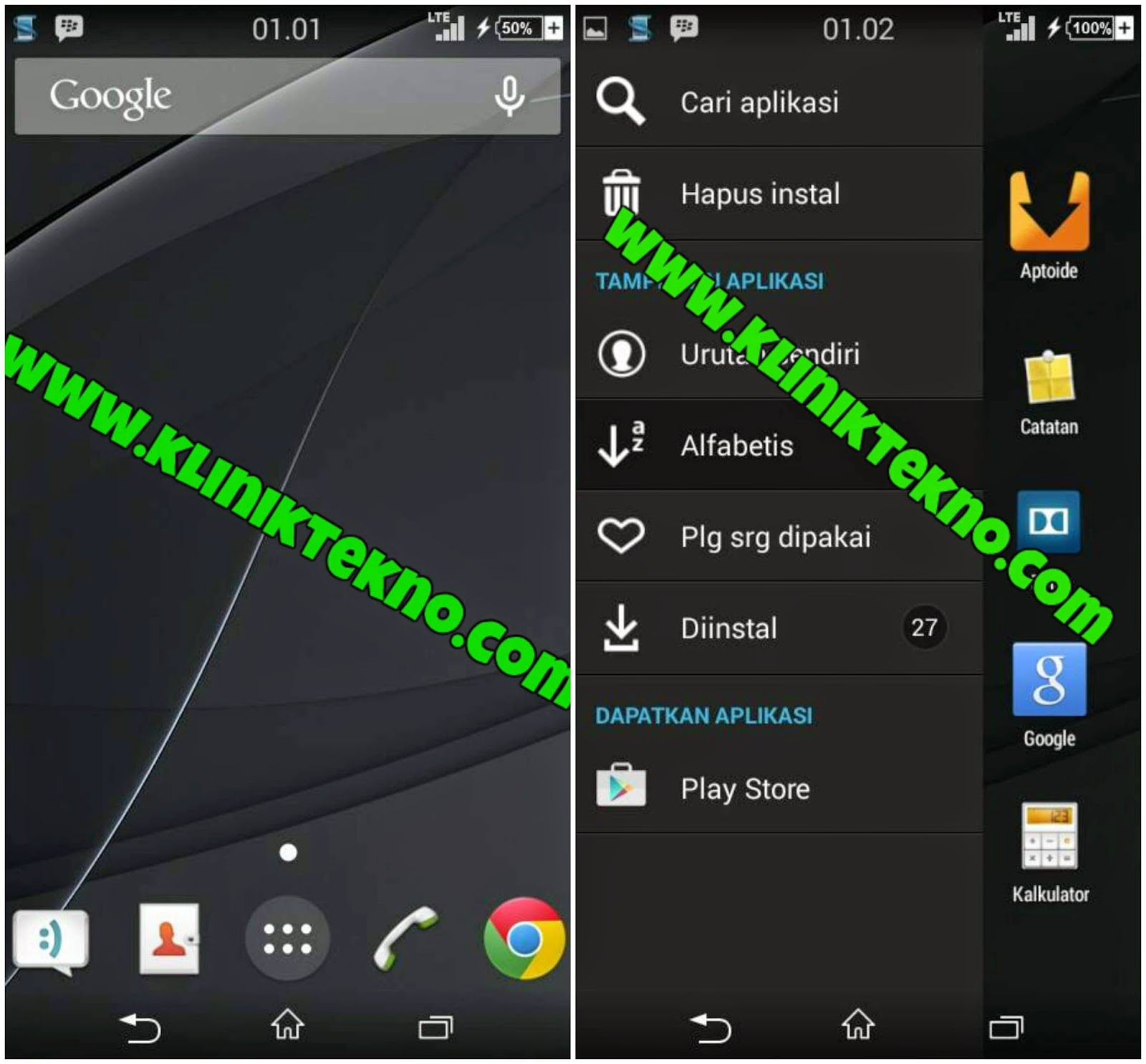 Custom Rom Xperia Z3 Gaming Edition For Andromax G2