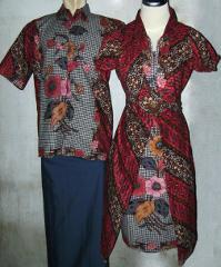 sarimbit batik cantik