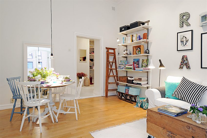El blog de arinsama tendencias en interiorismo para el 2012 for Decoracion vintage apartamentos pequenos