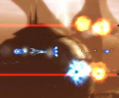 غلاف لعبة حرب الفضاء وحش المجرة Monster Galactic