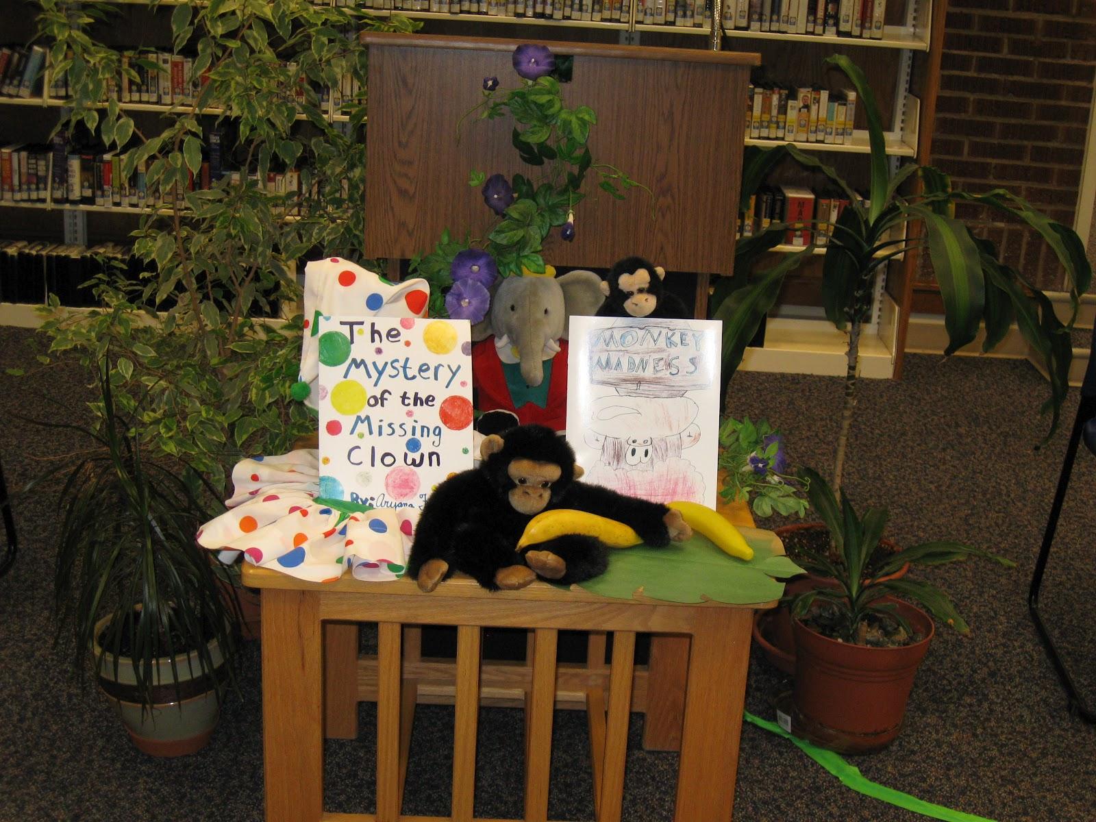 Central Oregon Writers Guild 2012 4th Grade Book Contest